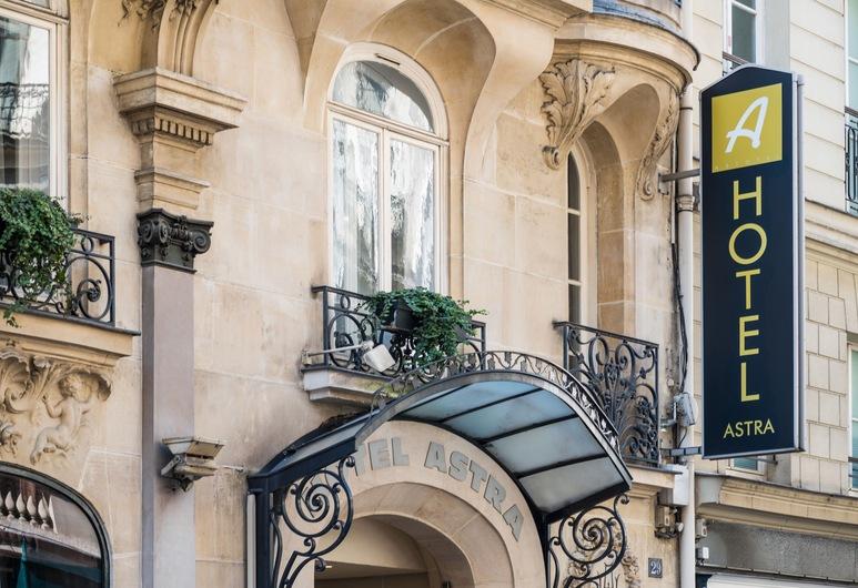 Hôtel Astra Opéra - Astotel, Paris, Façade de l'hôtel