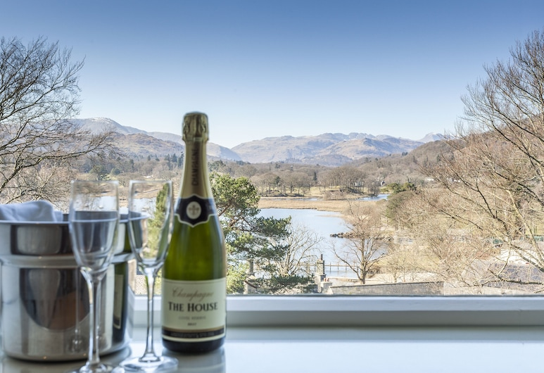 Ambleside Lake House, Ambleside, Superior Double Room, 1 King Bed, Garden View, Guest Room