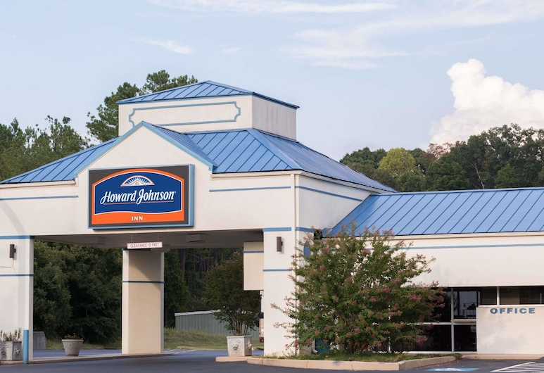 Howard Johnson by Wyndham Commerce GA, Commerce