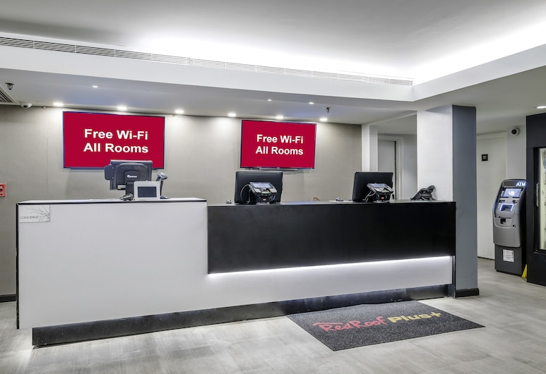 Red Roof Inn PLUS+ Orlando-Convention Center/Int'l Dr, Orlando, Lobby