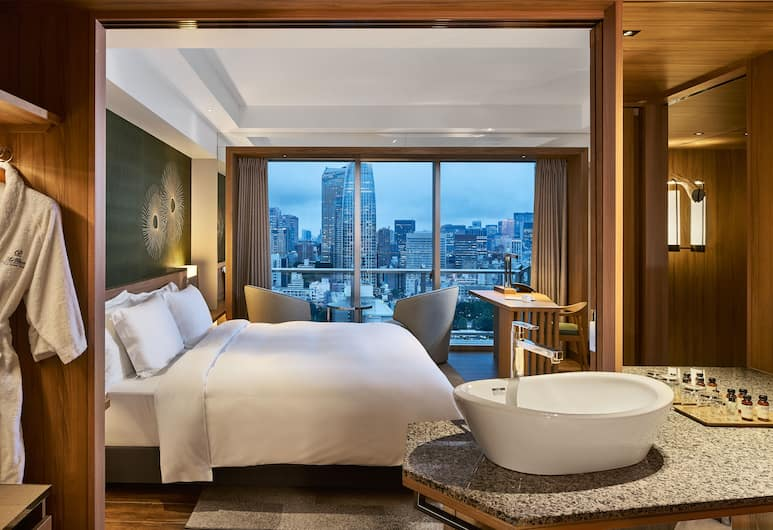 The Prince Park Tower Tokyo, Tokyo, [Premium Club Floor] Premium Club FloorPremium King Room, Non-smoking, Access to Club Lounge, Guest Room
