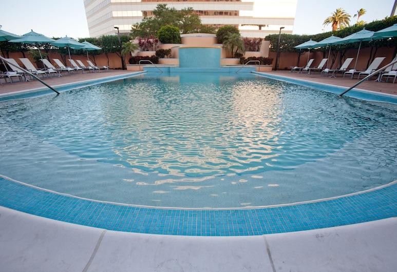 Embassy Suites by Hilton Tampa Airport Westshore, Tampa, Venkovní bazén