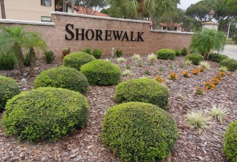 Shorewalk Vacation Villas, Bradenton, Entrada de la propiedad