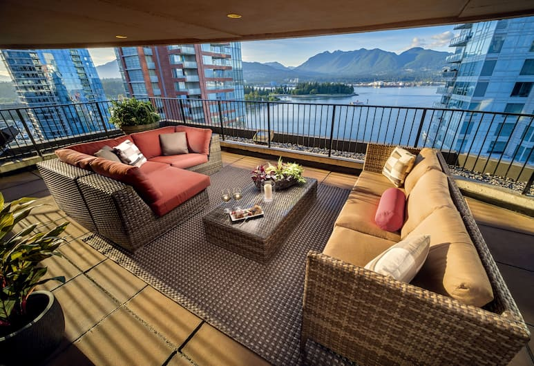 Pinnacle Hotel Harbourfront, Vancouver, Teras/Patio
