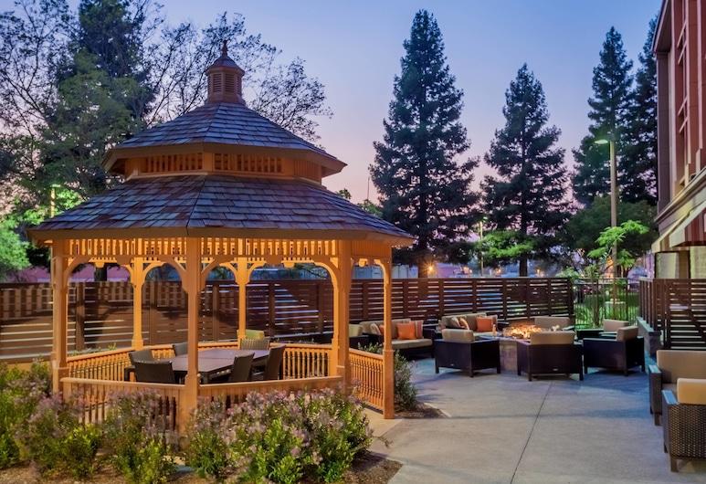 Courtyard by Marriott Santa Rosa, Santa Rosa, Hotelgelände