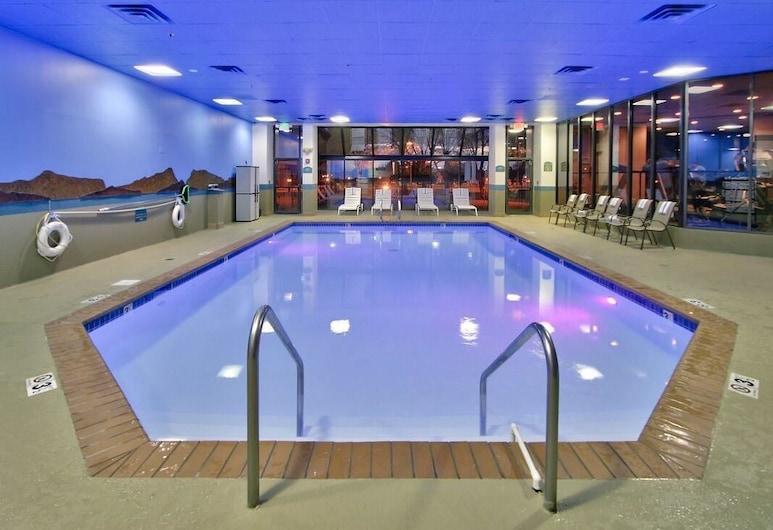 Ramada Plaza by Wyndham Albuquerque Midtown, Albuquerque, Indoor Pool