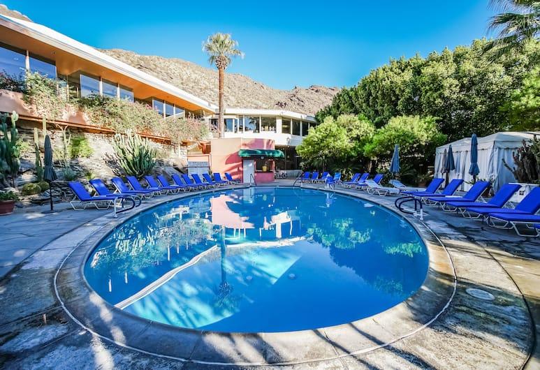 棕櫚泉網球俱樂部 VRI 渡假村, 棕泉市, 室外游泳池