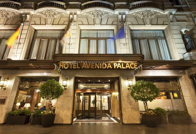 El Avenida Palace Hotel, Barcelona