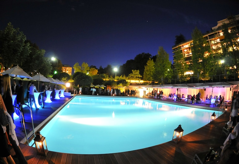 InterContinental Geneve, Geneva, Pool