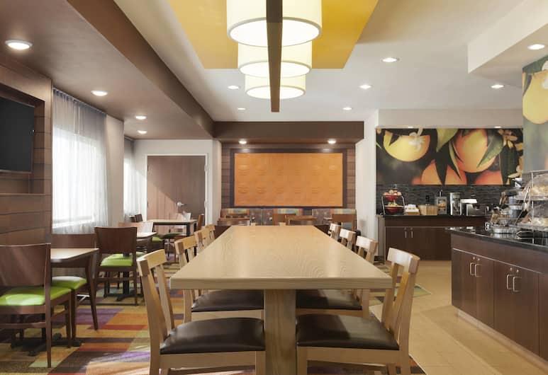 Fairfield Inn & Suites Longview, Longview, Restauracja