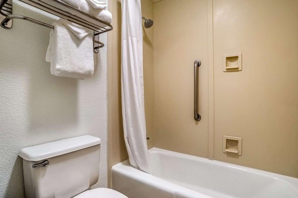 Стандартний номер, для некурців - Ванна кімната