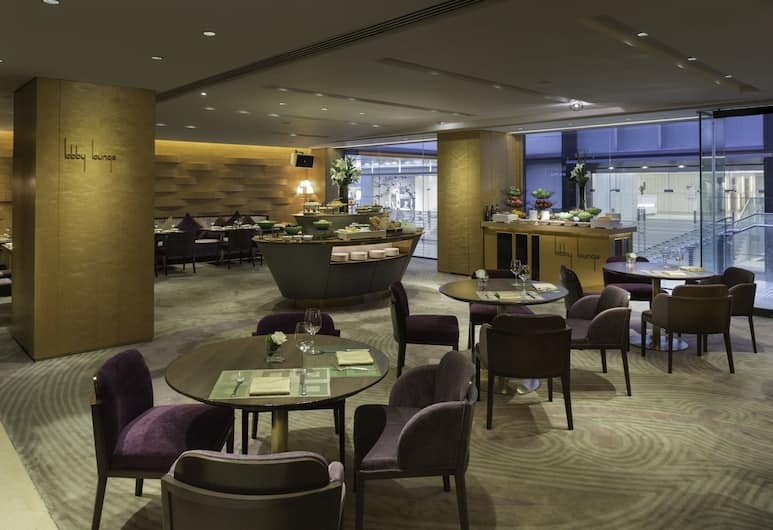 Prince, Marco Polo Hotel, Kowloon, Otel Dinlenme Salonu