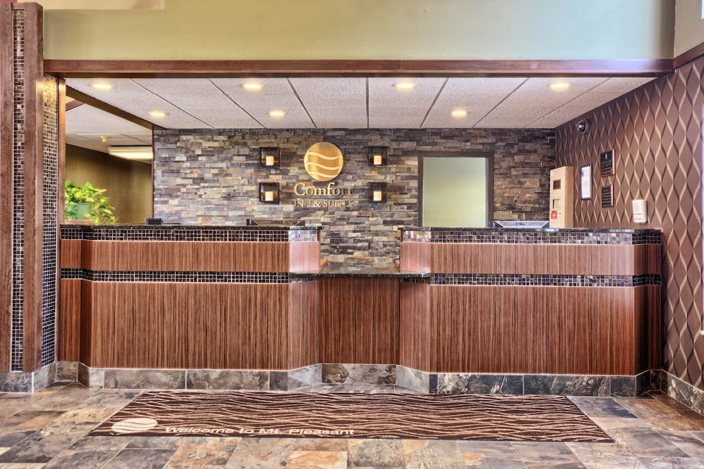 Comfort Inn & Suites and Conference Center, Mount Pleasant
