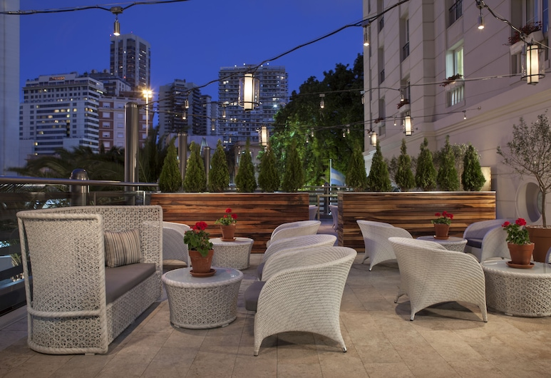Four Seasons Hotel Buenos Aires, Buenos Aires, Terrasse/Patio