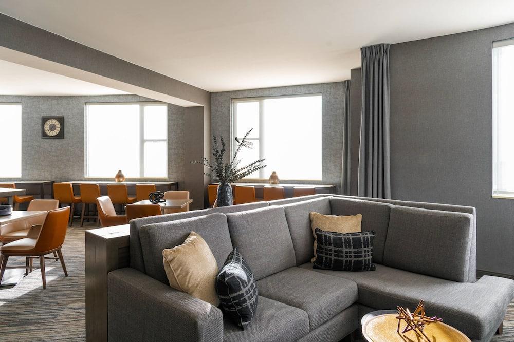 Concierge Room, Habitación, 1 cama King size, para no fumadores - Bar del hotel