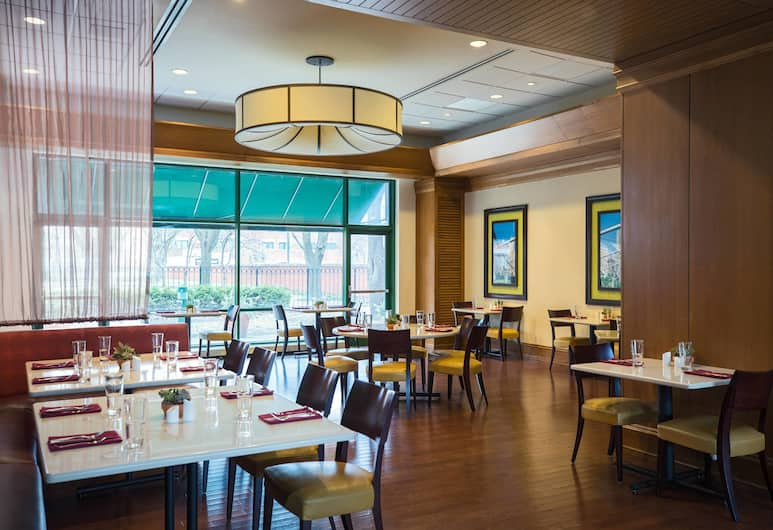 Chicago Marriott at Medical District/UIC, Chicago, Restaurant
