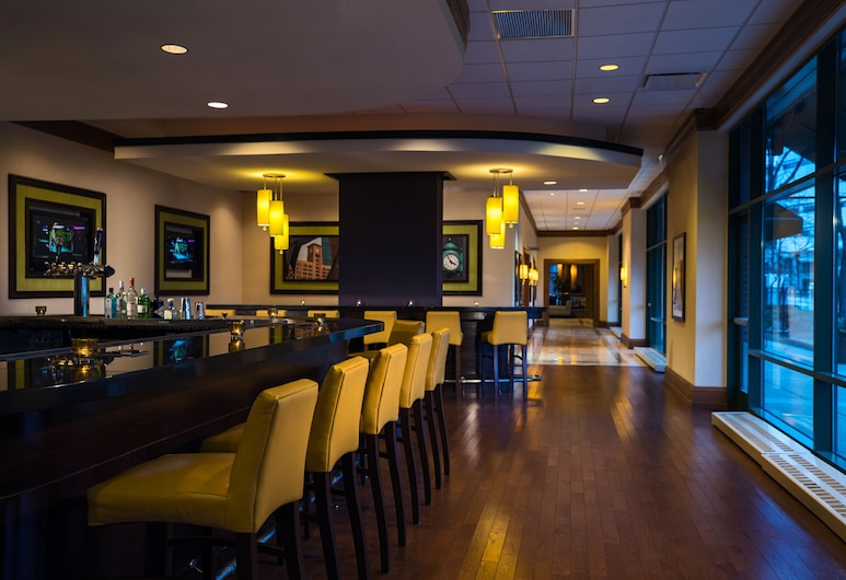 Chicago Marriott at Medical District/UIC, Chicago, Hotelbar