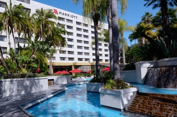 Long Beach bölgesindeki Long Beach Marriott resmi