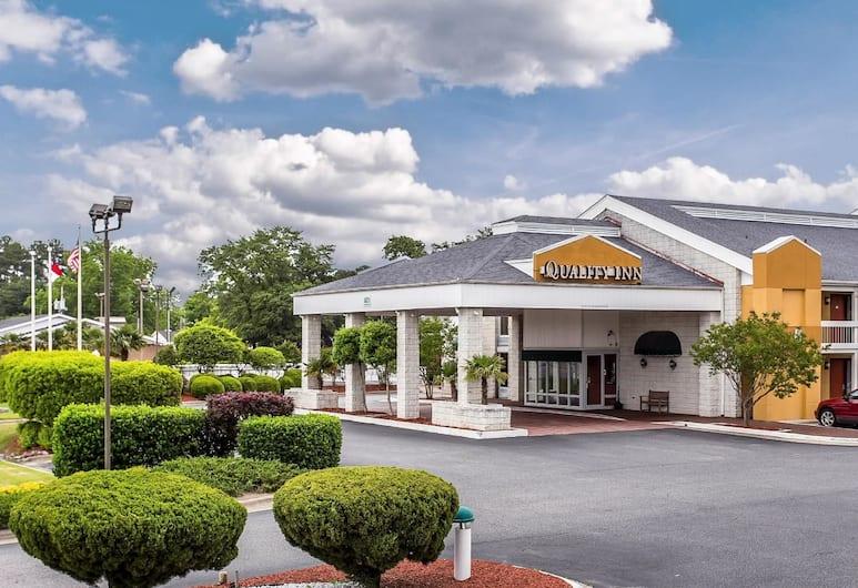 Quality Inn Greenville near University, Greenville, Exteriér