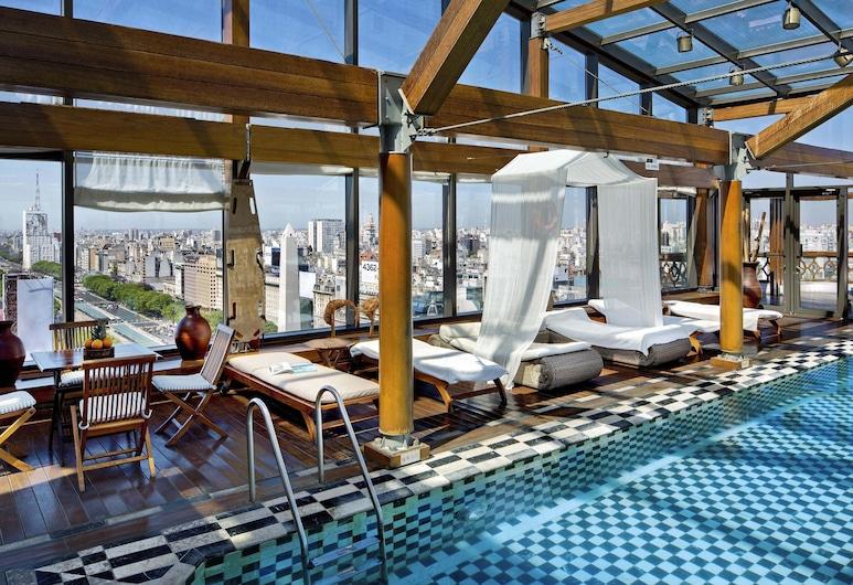 布宜諾斯艾利斯萬豪飯店, 布宜諾斯艾利斯, 室內游泳池