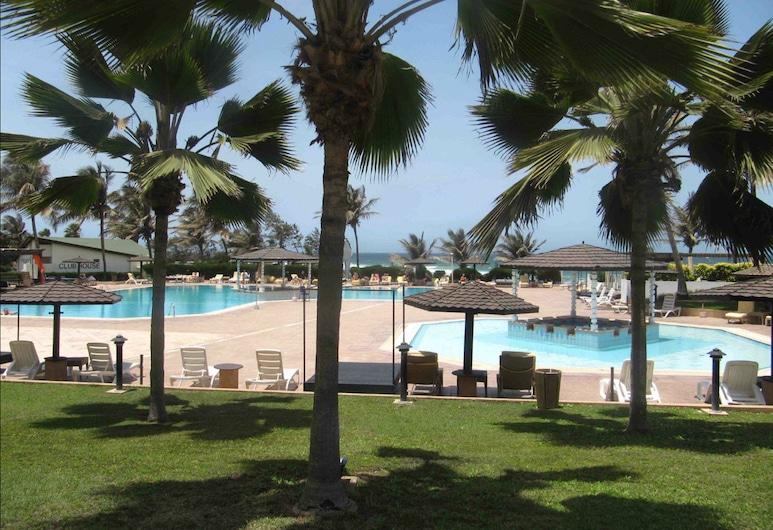 總統艾美酒店, 達卡, 室外泳池