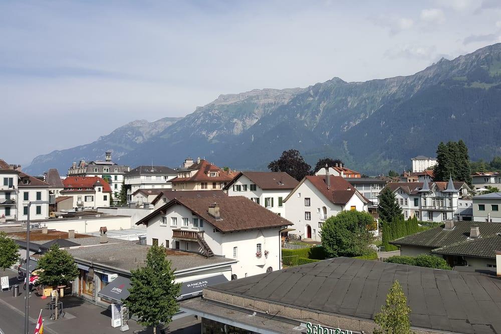 Standard-Dreibettzimmer - Blick vom Balkon