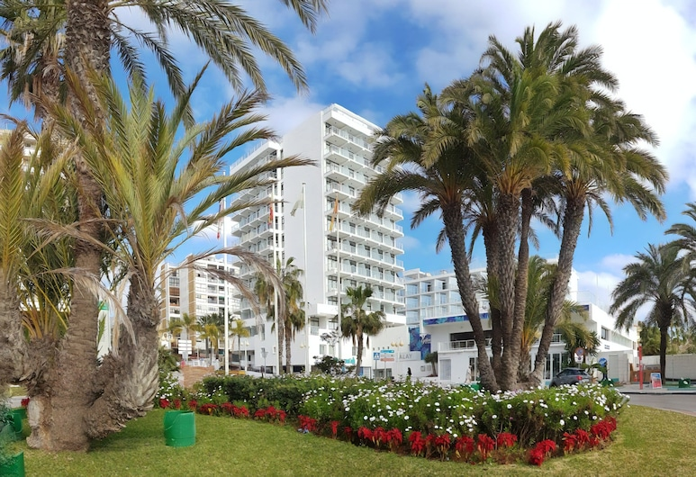 Hotel Alay - Adults Only, Benalmádena, Fassaad