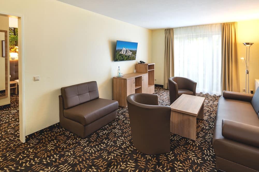 Studio, 1 Bedroom ((Rennsteig Building)) - Living Area