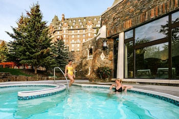 Picture of Fairmont Banff Springs in Banff