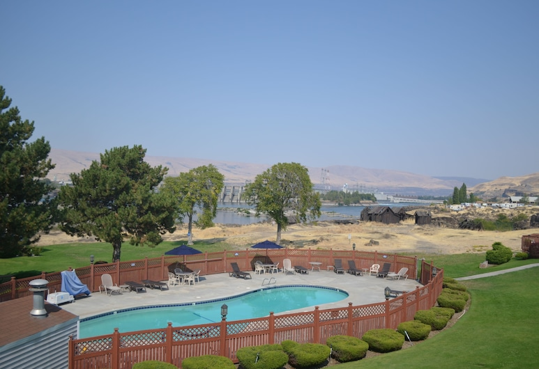 Shilo Inn Suites Hotel - The Dalles, The Dalles, Piscina
