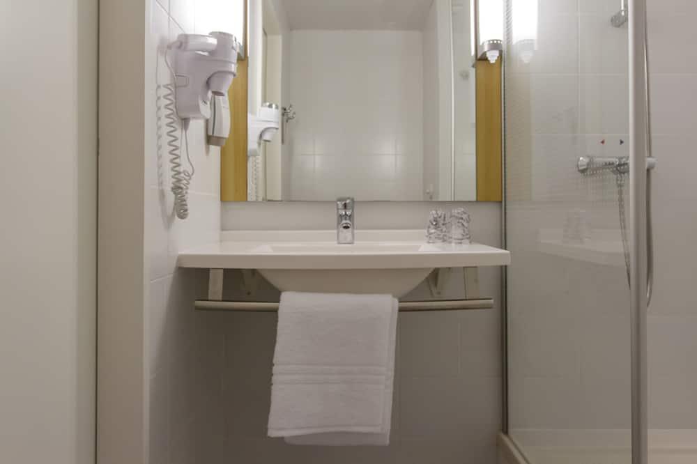 スタンダード ツインルーム シングルベッド 2 台 禁煙 - バスルーム