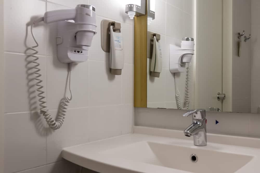 スタンダード ダブルルーム ダブルベッド 1 台 禁煙 - バスルーム