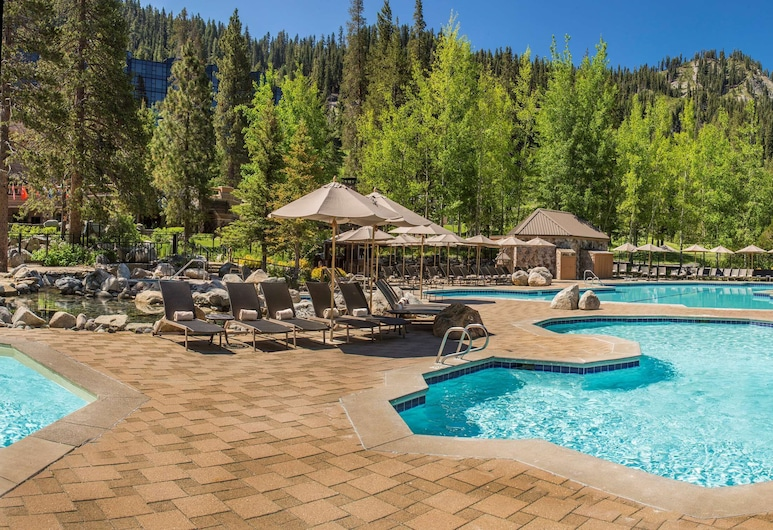 Resort at Squaw Creek, a Destination by Hyatt Residence, Olympic Valley, Bazen