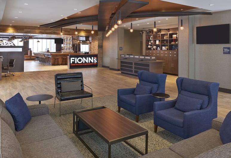 Four Points by Sheraton Toronto Airport East, Toronto, Binnenkant hotel