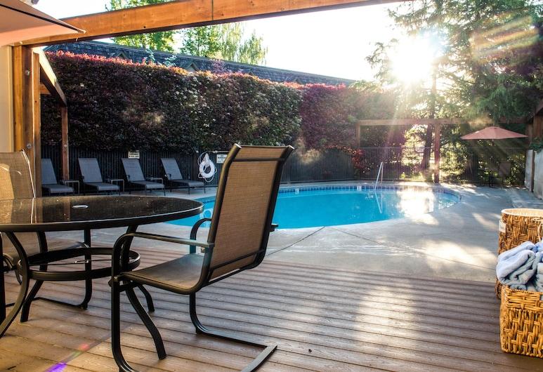 Riverside Inn, Grants Pass, Udendørs pool