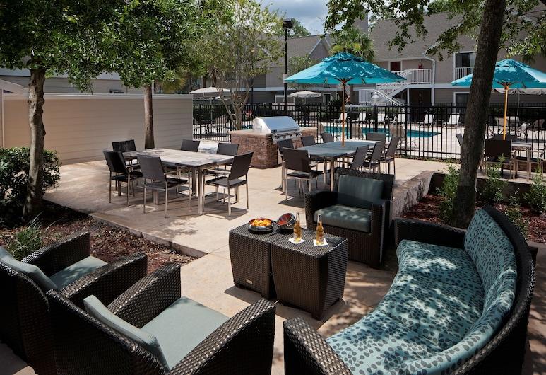 Sonesta ES Suites Jacksonville, Jacksonville, Terrace/Patio