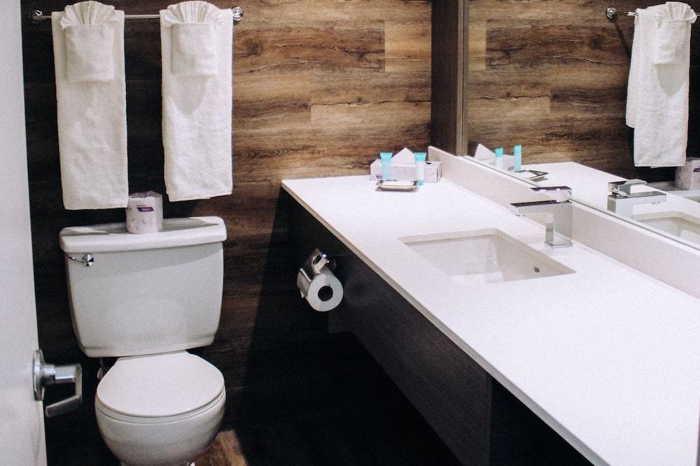 傳統客房, 2 張標準雙人床 - 浴室