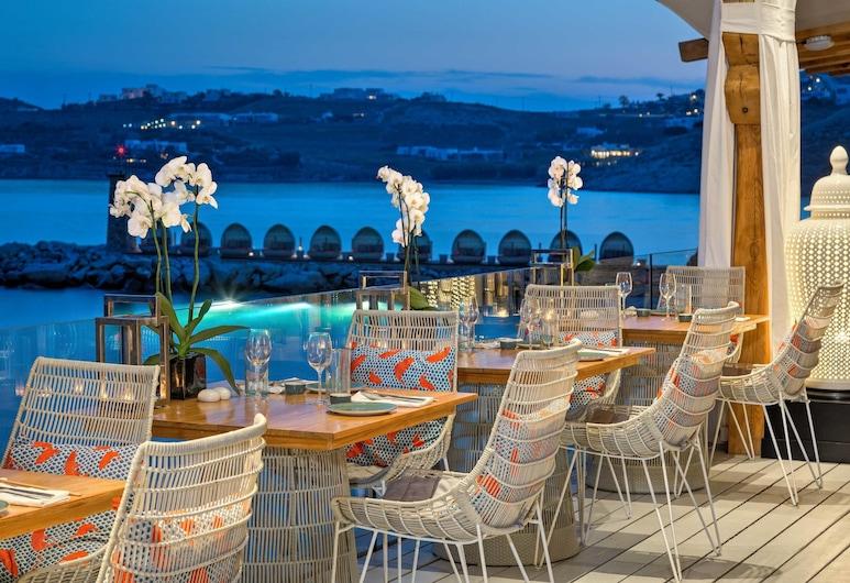 Santa Marina, a Luxury Collection Resort, Mykonos, Mykonos, Restaurang