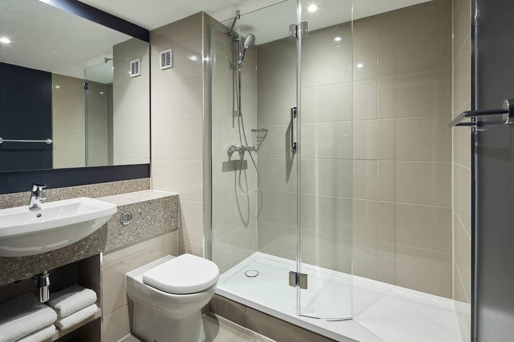 슈피리어룸, 더블침대 2개, 금연, 전망 (Mill Lane View) - 욕실