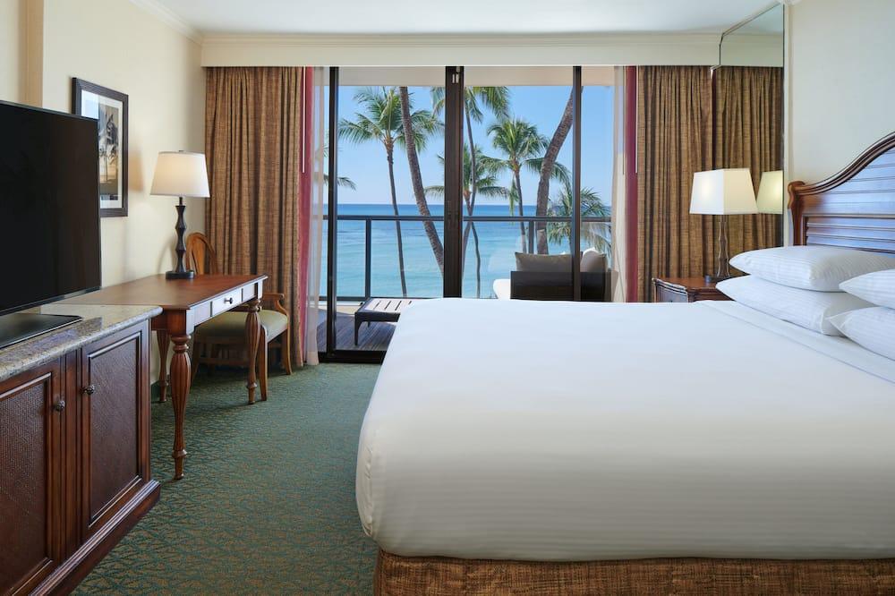 Room, 1 King Bed, Oceanfront - Beach