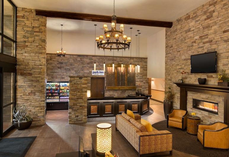 Park Inn by Radisson Salt Lake City Midvale, מידוויל, לובי