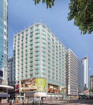 九龍香港百樂酒店的相片