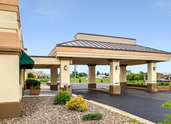 Kuva Quality Inn-hotellista kohteessa Mill Hall