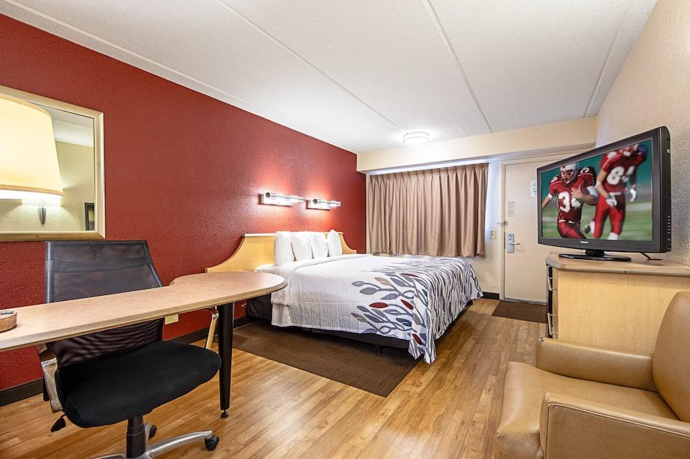 Superior szoba, 1 king (extra méretű) franciaágy (Roll-In Shower, Smoke Free) - Vendégszoba