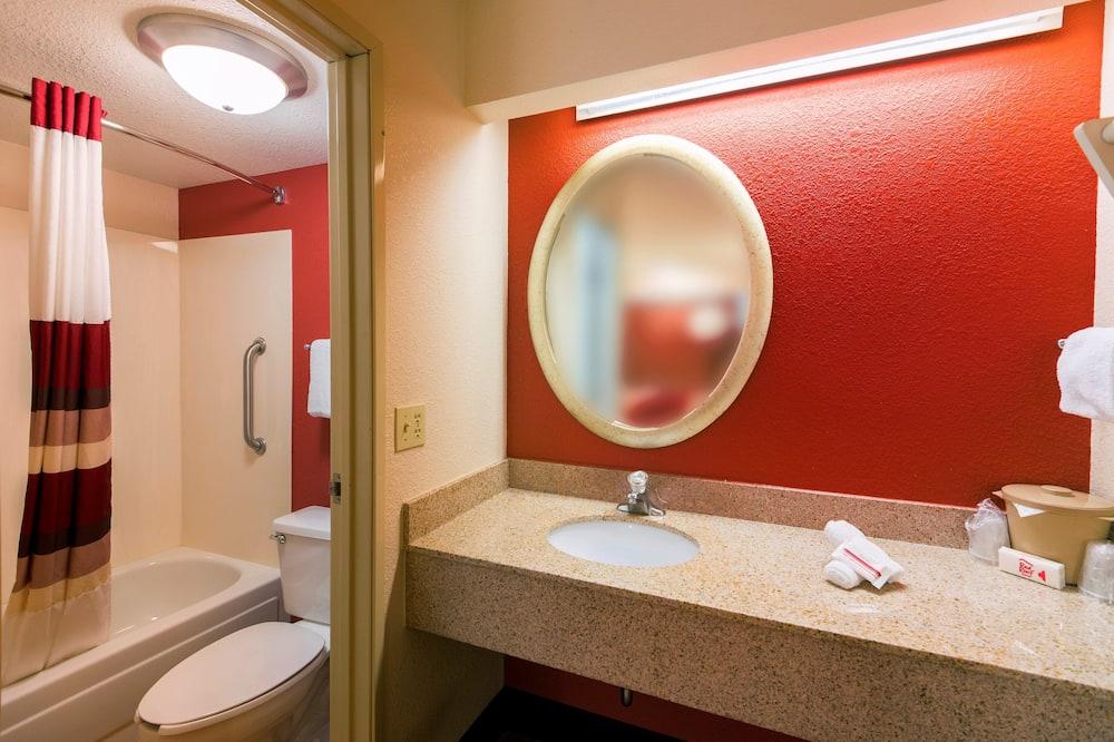 Deluxe szoba, 1 king (extra méretű) franciaágy (Smoke Free) - Fürdőszoba