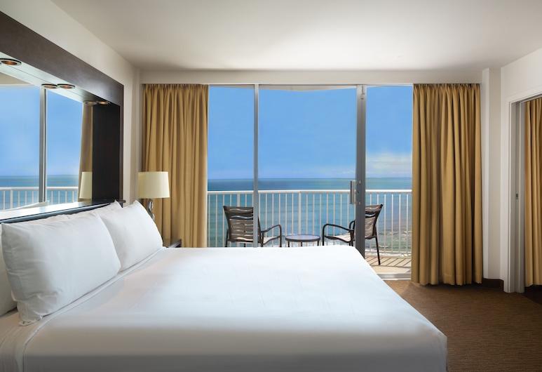 파크 쇼어 와이키키, 호놀룰루, 스위트, 침실 1개, 바닷가, 객실