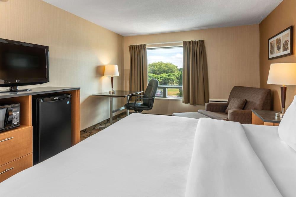 ห้องสแตนดาร์ด, เตียงควีนไซส์ 1 เตียง และโซฟาเบด, ปลอดบุหรี่ (2nd floor) - ห้องพัก