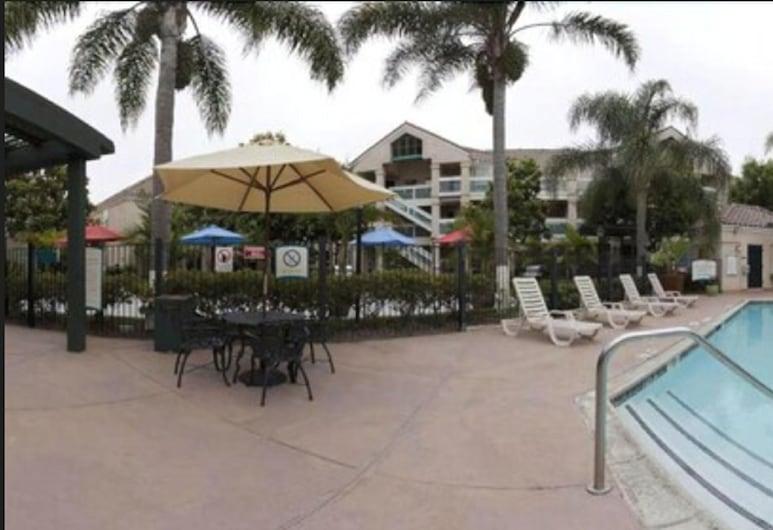 Sonesta ES Suites Torrance Redondo Beach, Torrance, Välibassein