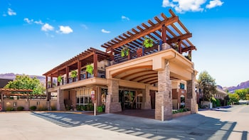 Top 10 Cheap Hotels In Moab From 99 Night Hotels Com