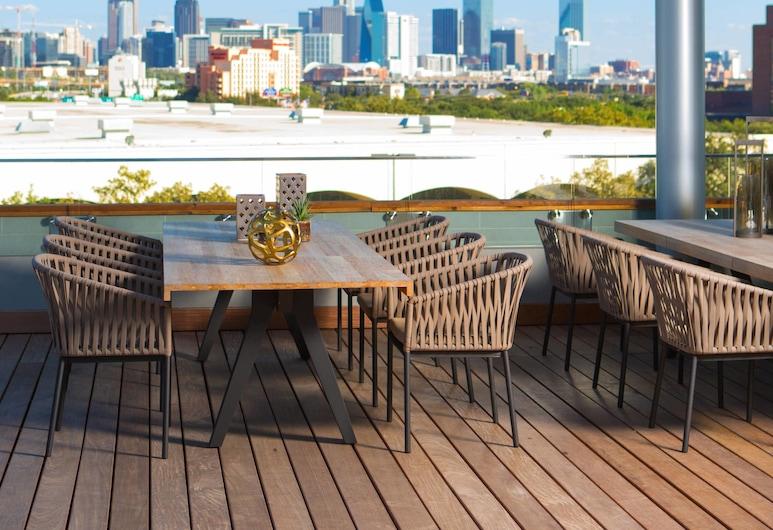 Renaissance Dallas Hotel, Dallas, Terasa/trijem